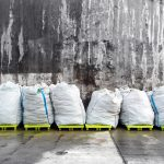 Ladungssicherung von Schüttgütern
